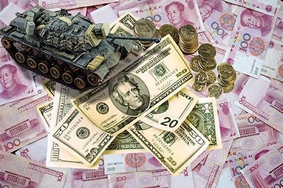 Chuyện chiến tranh tiền tệ xưa và nay