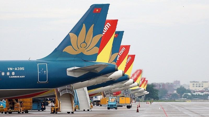 Các hãng hàng không suy kiệt dòng tiền nghiêm trọng