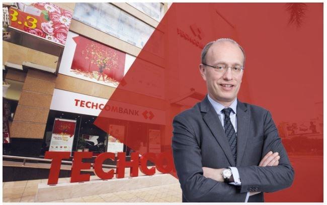 Techcombank bổ nhiệm người nước ngoài làm Tổng giám đốc mới
