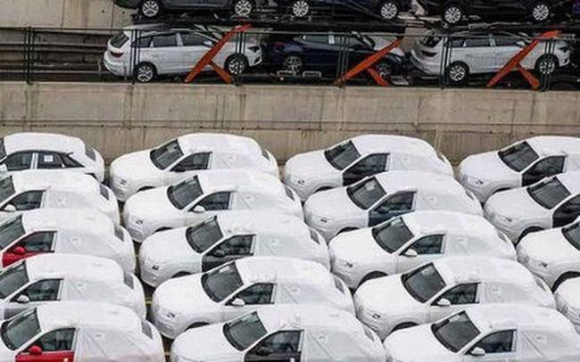 Bí ẩn hàng chục ô tô
