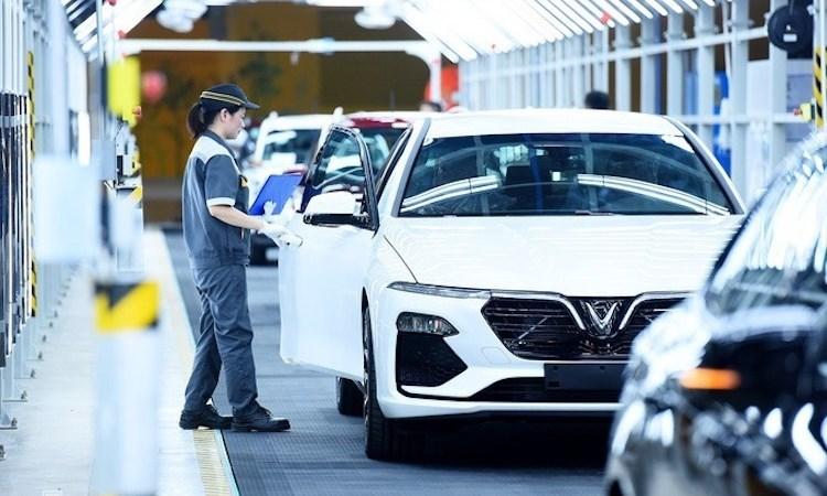 Bộ Tài chính đề xuất gia hạn nộp thuế TTĐB nhằm hỗ trợ doanh nghiệp sản xuất ô tô