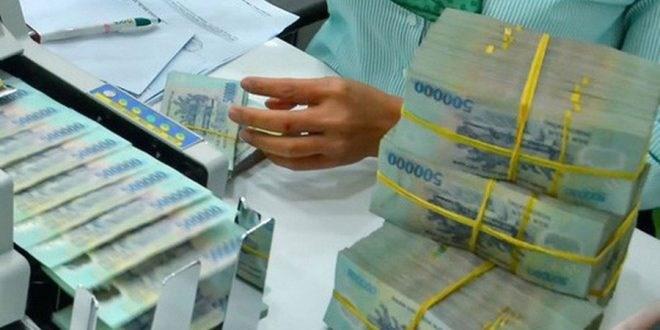 Những tổ chức tín dụng thuộc diện đưa vàokiểm soát đặc biệt