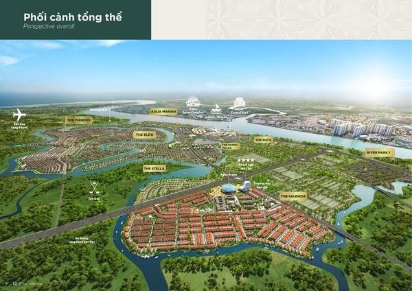 Bất động sản phía đông TP. Hồ Chí Minh lên ngôi
