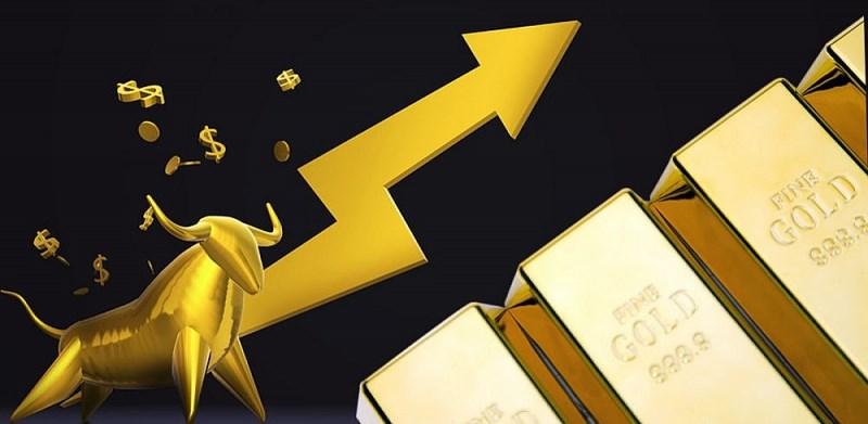 Giá vàng tăng tiếp 400.000 đồng/lượng