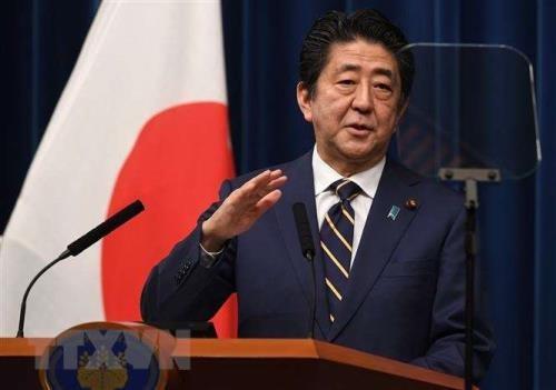Thủ tướng Nhật Bản Shinzo Abe thay thế 17/19 bộ trưởng