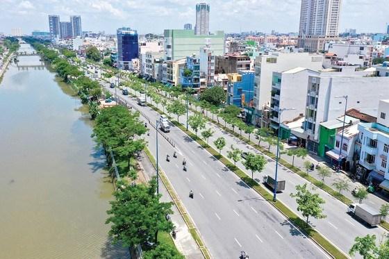 TP. Hồ Chí Minh: Định hướng, quy hoạch kè bờ sông và sử dụng đất ven sông