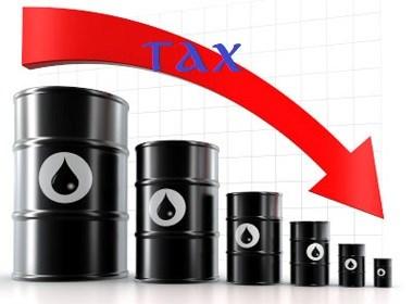 Thuế nhập khẩu dầu mỏ thô giảm từ 5% xuống còn 0%