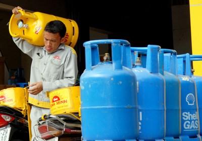 Từ 1/10, giá gas trong nước sẽ tăng lên 2.000 đồng/kg