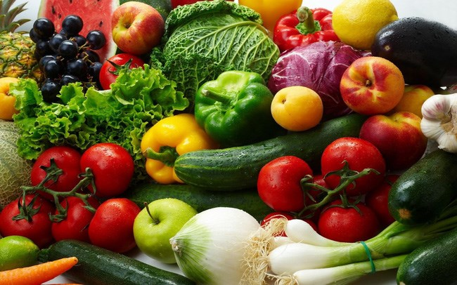 Sụt giảm giá trị xuất khẩu rau quả