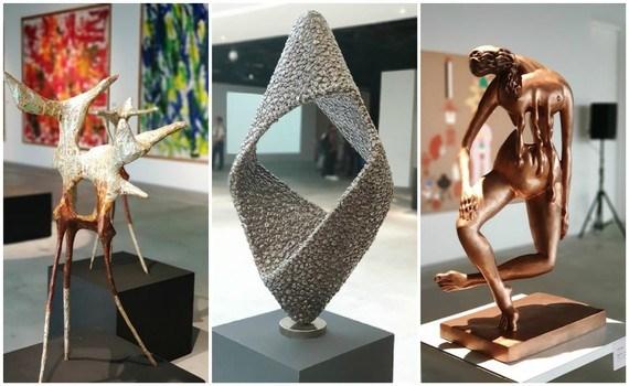 Chiêm ngưỡng 81 tác phẩm mỹ thuật của các nghệ sĩ tiêu biểu châu Á