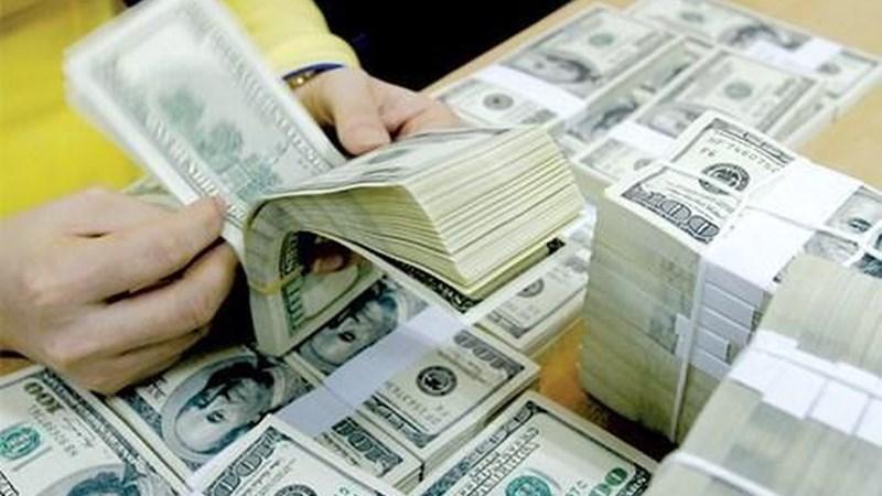 Dự trữ ngoại hối đạt 71 tỉ USD