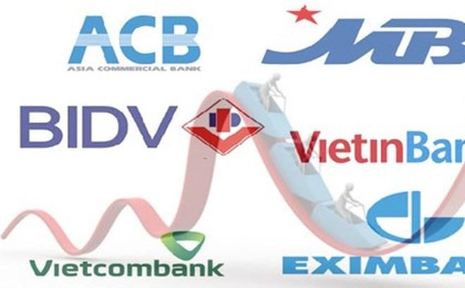 Cổ phiếu nổi sóng, nhiều ngân hàng tái khởi động kế hoạch niêm yết