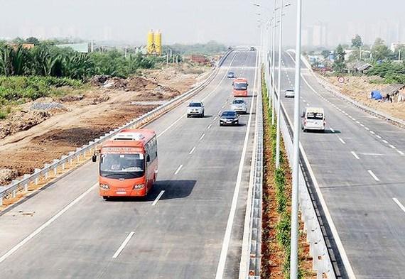 Khu vực phía Nam sẽ có thêm 313km đường cao tốc