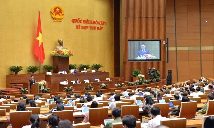 Quốc hội thông qua Luật sửa đổi, bổ sung một số điều của Luật Kiểm toán nhà nước