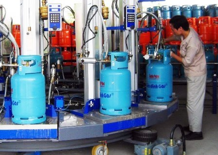 Bắt đầu từ tháng 12/2018, giá gas sẽ giảm 33.000 đồng mỗi bình