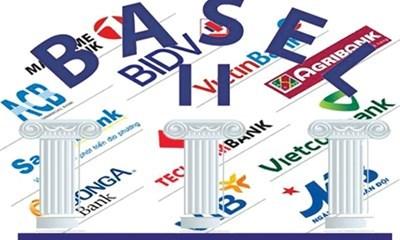 Nâng cao hệ số an toàn vốn là điểm mấu chốt với các ngân hàng