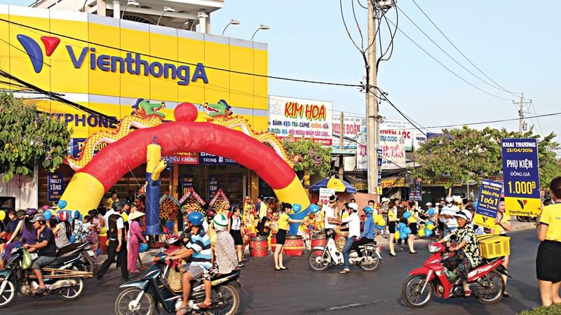 Làn sóng M&A - Thách thức lớn cho các doanh nghiệp bán lẻ trong nước