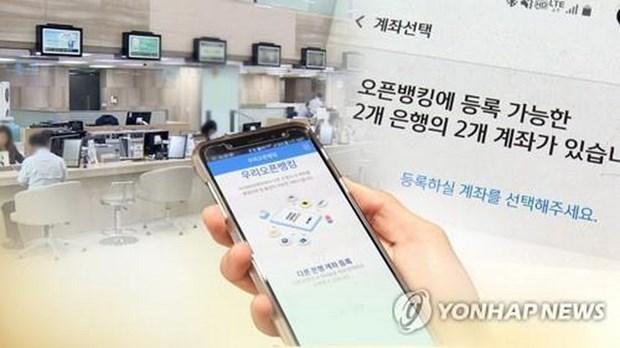 Hàn Quốc chính thức ra mắt dịch vụ Open Banking tiện dụng