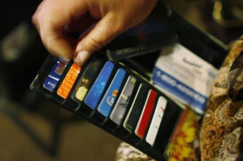 Siết chặt thanh toán thẻ tín dụng