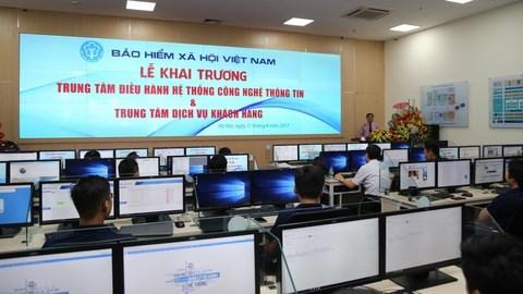 Đẩy mạnh ứng dụng công nghệ thông tin trong lĩnh vực Bảo hiểm Xã hội