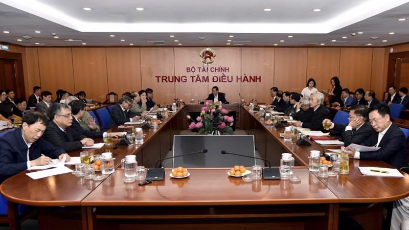 Hội đồng Tư vấn chính sách tài chính, tiền tệ quốc gia họp thường kỳ Qúy IV năm 2019