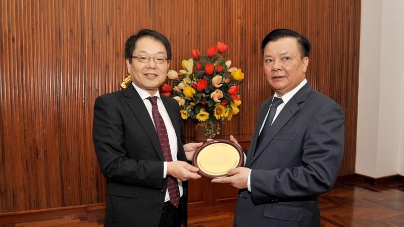 JICA cam kết hợp tác mạnh mẽ hơn nữa với Bộ Tài chính Việt Nam