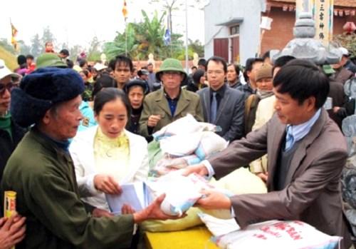 Xuất cấp hỗ trợ gạo cho 2 tỉnh Điện Biên và Hòa Bình