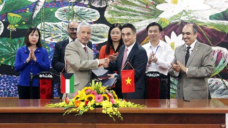 Kuwait hỗ trợ vốn vay cho Việt Nam