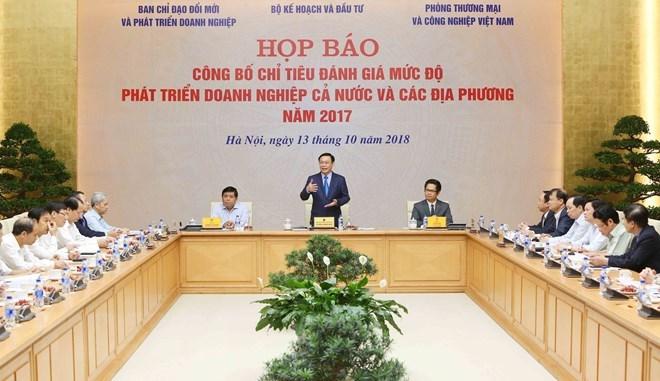 Việt Nam cần cả hai khu vực doanh nghiệp phát triển mạnh và đồng đều