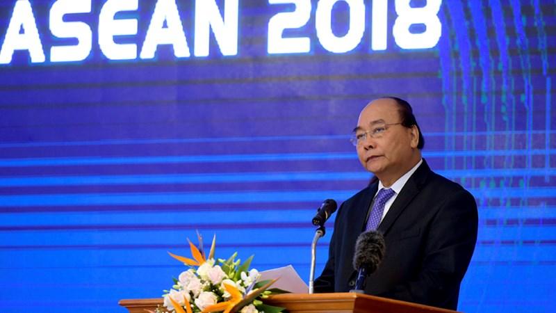 Tổng kết WEF ASEAN 2018, Thủ tướng nêu nhiều