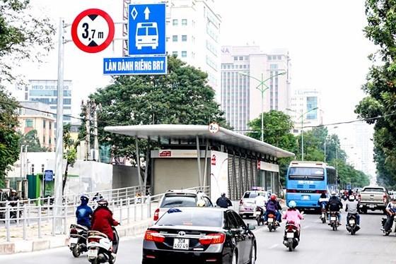 BRT Hà Nội cần tính toán kỹ để xem xét tính hiệu quả