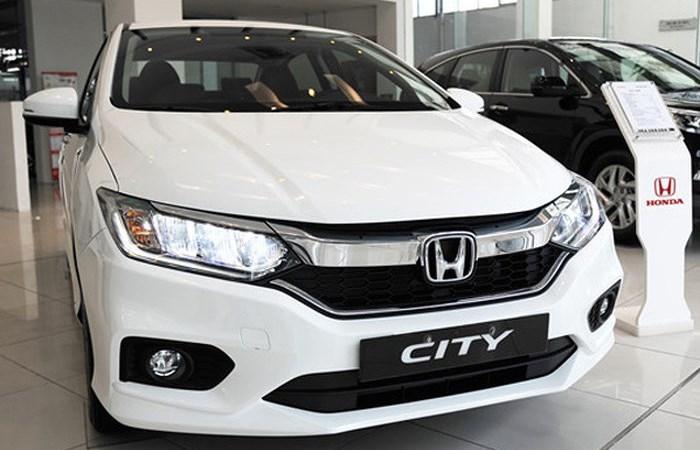 1.538 xe Honda City bị triệu hồi tại Việt Nam do lỗi gì?