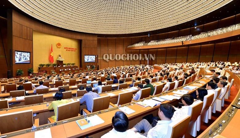 Ngày thứ ba Quốc hội tiến hành chất vấn