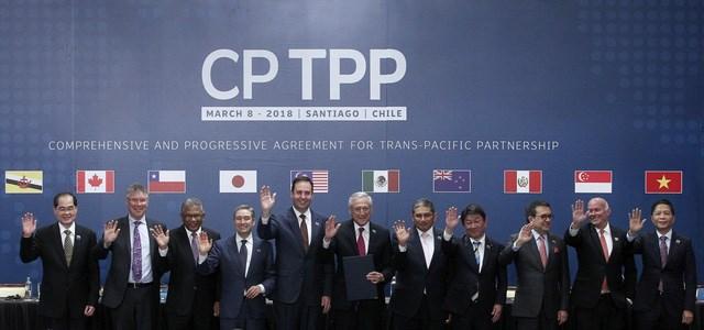 Vị trí của Việt Nam trong quan hệ thương mại với các nước CPTPP