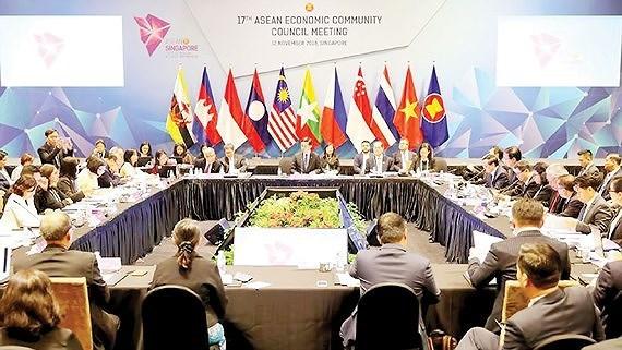 ASEAN mở rộng hội nhập và liên kết khối
