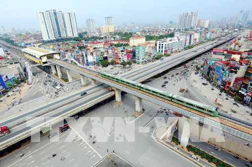 Hà Nội tìm cách phát huy hiệu quả tuyến đường sắt đô thị Cát Linh - Hà Đông
