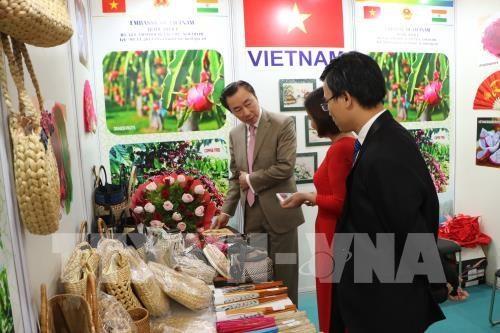Doanh nghiệp Việt Nam tham gia Hội chợ lớn nhất Ấn Độ