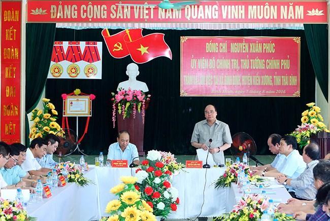 Xây dựng Nông thôn mới xã Bình Định: Dân biết, dân bàn, dân làm, dân hưởng thụ