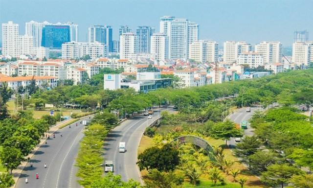 Giá nhà tại TP. Hồ Chí Minh cao hơn Hà Nội