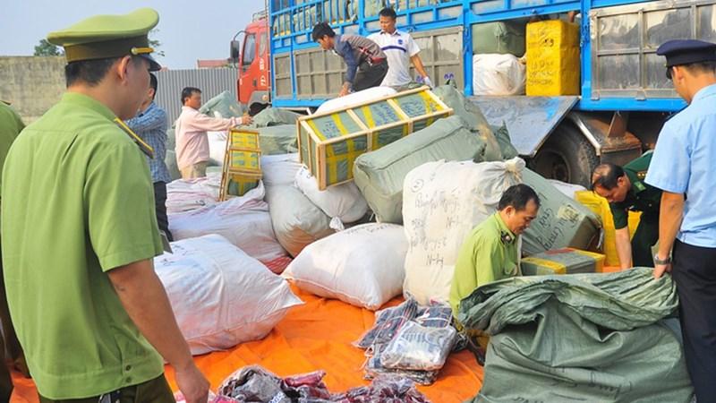 Ngăn chặn nhiều vụ buôn lậu qua xuất nhập khẩu