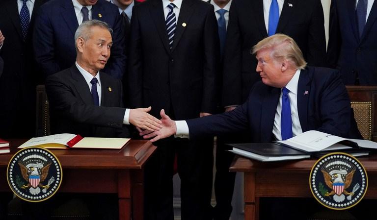 5 điểm chính trong thỏa thuận thương mại Mỹ - Trung Quốc