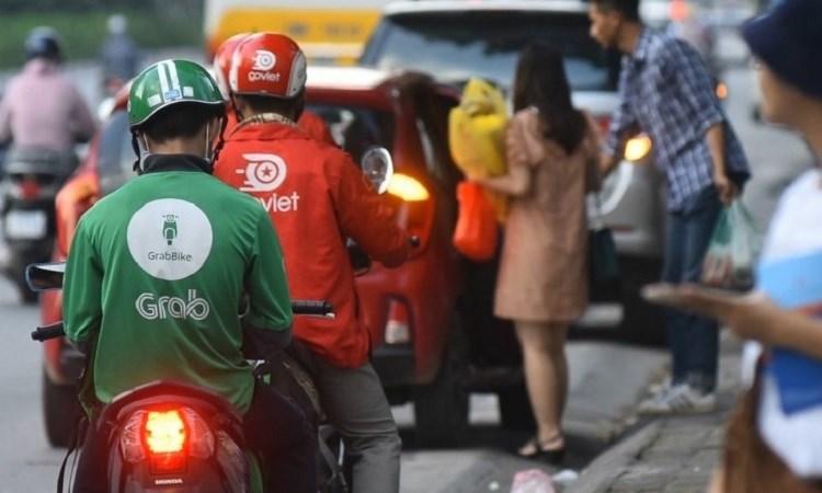 Grab, be, Go-Viet đồng loạt tăng phụ phí dịp Tết