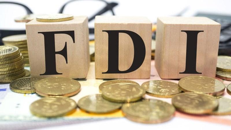 Lượng vốn FDI tháng đầu năm 2020 tăng 3,2% so với cùng kỳ năm 2019