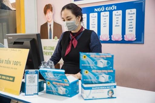 Các địa điểm bán khẩu trang chống dịch virus corona tại Hà Nội