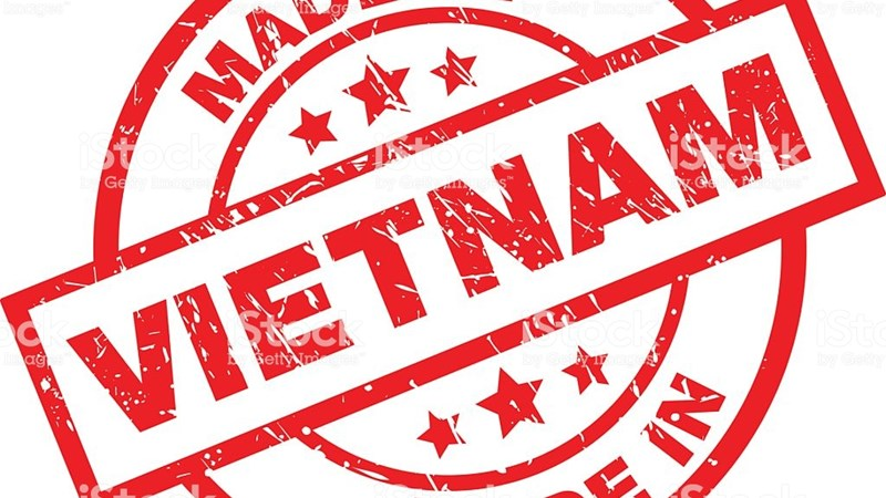 Thí điểm thực hiện ghi nhãn hàng hóa sản xuất tại Việt Nam