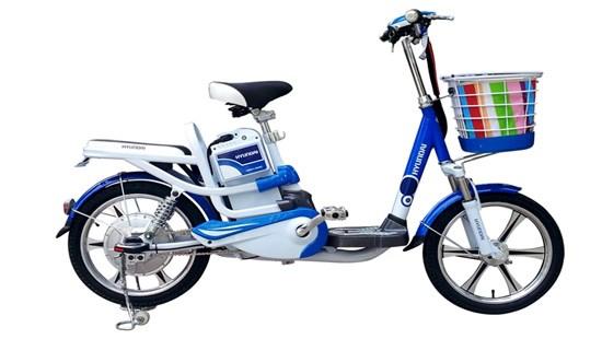 Cảnh báo xe đạp điện Trung Quốc giả