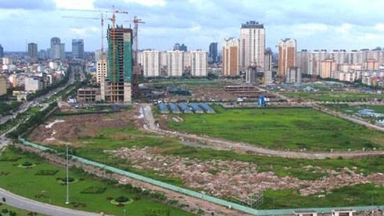 Thanh tra Chính phủ phát hiện 827 đơn vị vi phạm quản lý sử dụng đất đai