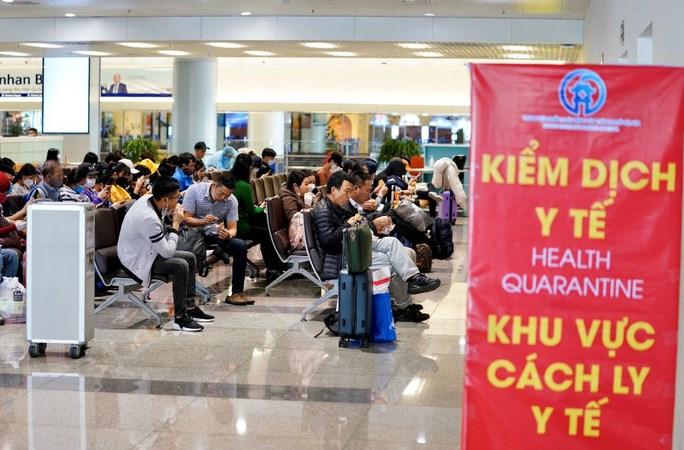 Nội Bài, Tân Sơn Nhất dừng đón chuyến bay từ Hàn Quốc