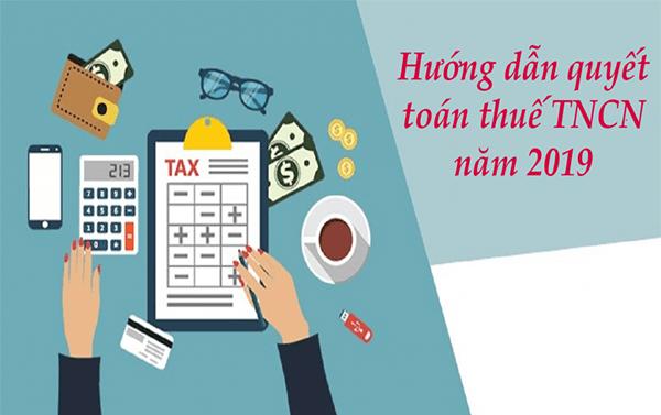 Cục Thuế TP. Hồ Chí Minh hướng dẫn quyết toán thuế năm 2019