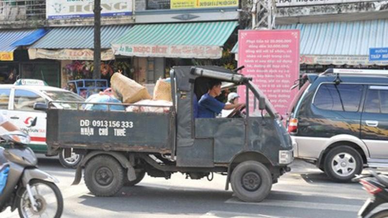 Hà Nội và TP. Hồ Chí Minh dẫn đầu cả nước về số phương tiện hết niên hạn sử dụng